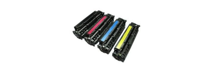 Toner color compatible Canon