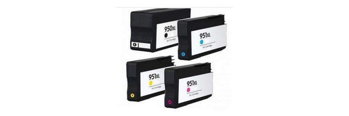 HP 950 XL / 951XL COMP.