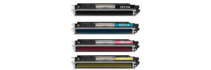 HP CE310/1/2/3