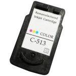 3X5ML Reg Canon PIXMA MP240/MP260/MP480/MX320/MX330  CL-513
