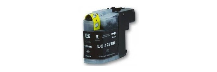 COMPATIBLE BROTHER LC-127/125
