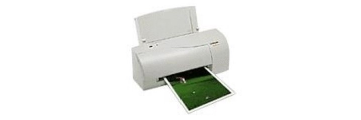 LEXMARK COLOUR JETPRINTER 2055