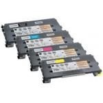 Amarillo Reg para Optra Color C500N,X500 N,X 502 N 504 N. 3K