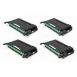 Amarillo REG Samsung Clp 650, 600N, 650N.4K pag CLP-Y600A