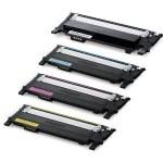 Negro para Clp360,365,3300,305,C460FW,C410W-1,5KCLT - K406S