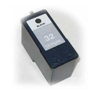 LEXMARK Nº 32  20ml  REG.para LexmarkX5250 X8350,Z810?Z818 N°32